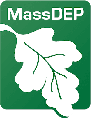 MassDEP Logo Opens in new window